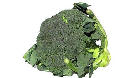 Brokkoli hat sehr gesunde Eigenschaften
