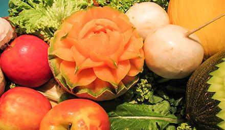 Gesund Abnehmen mit Obst und Gemüse