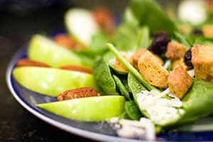 Nährstoffe sind für eine gesunde Ernährung wichtig