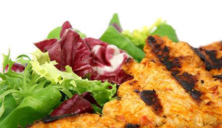 Optimale Nährstoffe für eine gesunde  Ernährung