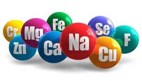 Die 4 wichtigsten Aspekte über Mineralstoffe
