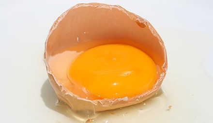 Ei und Kalorien