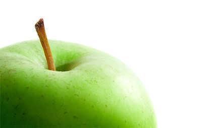 Wie viele Kalorien hat ein Apfel?