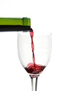 Rotwein enthält Anti-Aging Eigenschaften