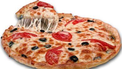Wie viele Kalorien befinden sich in einer Pizza