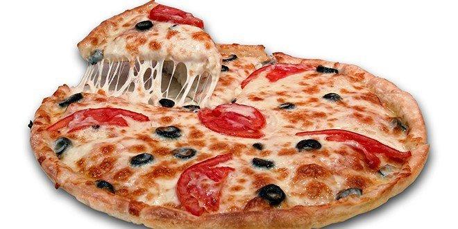 wie viele kalorien hat eine pizza. Black Bedroom Furniture Sets. Home Design Ideas