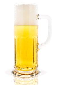 Bier hat nicht so viele Kalorien und kann auch gesund sein