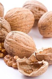 Beim Verzehr von Walnüssen als Omega 3 senkt sich der LDL Cholesterin