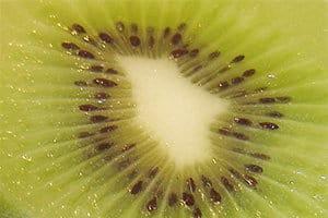 Kiwis sind gesund, denn sie besitzen viele Vitamine und Antioxidantien