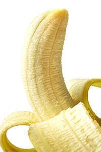 Die Banane gehört in jeden Speiseplan