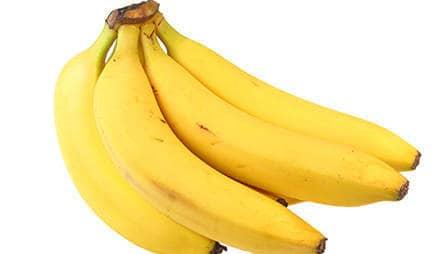 Die Banane enthält viele Nährstoffe