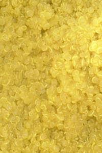 Gekochter Quinoa Reis
