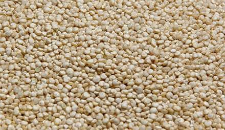 Quinoa Reis ist Gesundheitsfördernd und hat wenig Kalorien