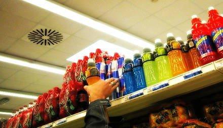 Wie gesund ist ein Energy Drink