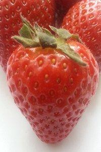 Erdbeeren entschlackern und entwässern