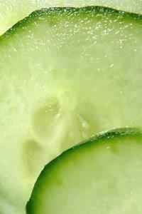Die Kalorienangaben für Gurken