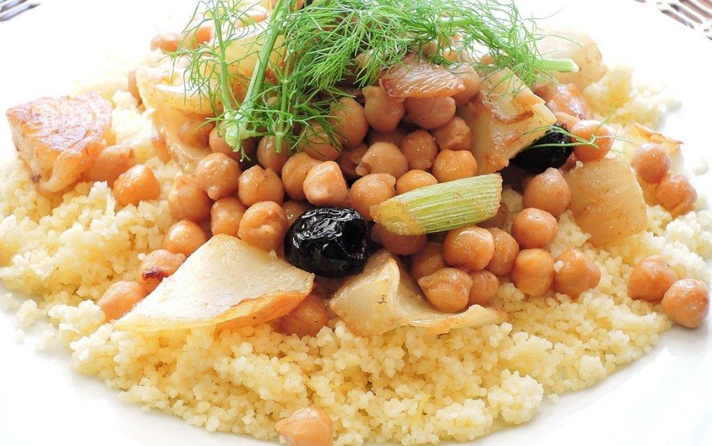Couscous Kalorien und Nährwerte