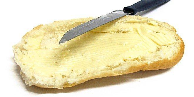 Butter kann in der Küche sehr vielfältig eingesetzt werden.
