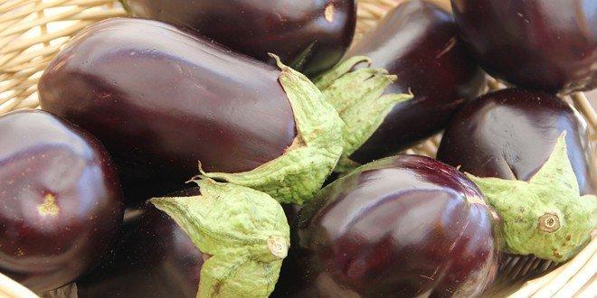 Stark aromatisch und geschmacksvoll werden die Auberginen erst beim Dünsten