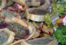 Den Maultaschen ähnlich sind die zahlreichen Teigtaschengerichte aus aller Welt.