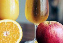 Fruchtsaft aus Konzentrat: