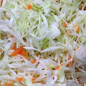 Besonders im Süden Deutschlands ist Sauerkraut als Beilag beliebt