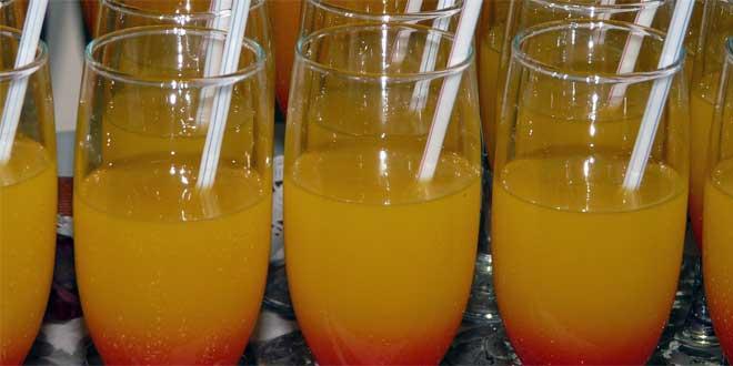 Es wird zwischen Direktsaft und Fruchtsaft aus Fruchtsaftkonzentrat unterschieden.