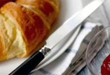 Croissant Kalorien und Nährwerte in österreichischen Kipfel oder Kipferl bezeichnet.