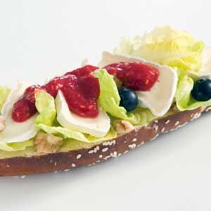 Laugenstange Kalorien und Nährstoffe