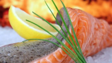 Lachs Kalorien und Nährwerte
