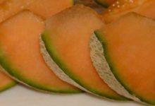 Honigmelonen haben wenig Kalorien