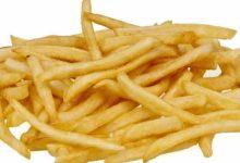 Photo of Pommes, Kalorien und Nährwerte der frittierten Fritten