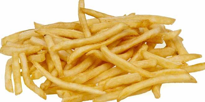 Pommes Kalorien Und Nährwerte Der Frittierten Kartoffeln