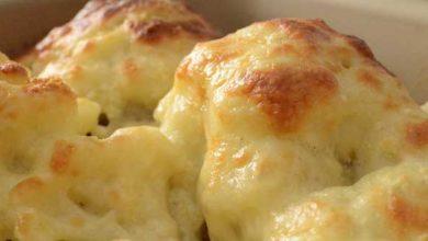 Gemüse Kartoffel-Gratin mit Raclettekäse