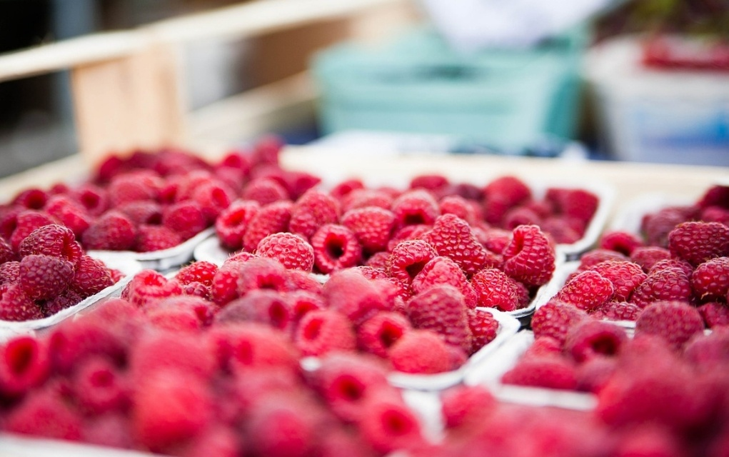 Himbeeren Kalorien und Nährwerte der süßen Früchtchen