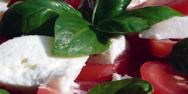 Mozzarella Kalorien Und Nährwerte Aus Kuh Und Büffel Milch