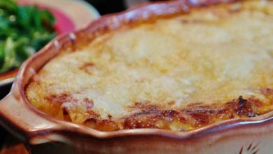 Photo of Nudelgratin mit frischem Spargel