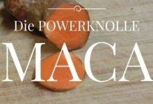Maca (Lepidium meyenii Walpers)