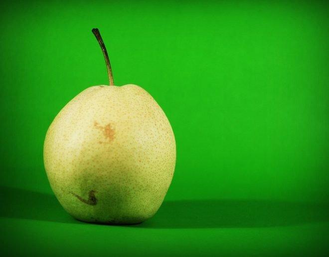 Um die Vitamine der Nashi Birne genießen zu können, sollte die Frucht roh und mit Schale verzehrt werden.
