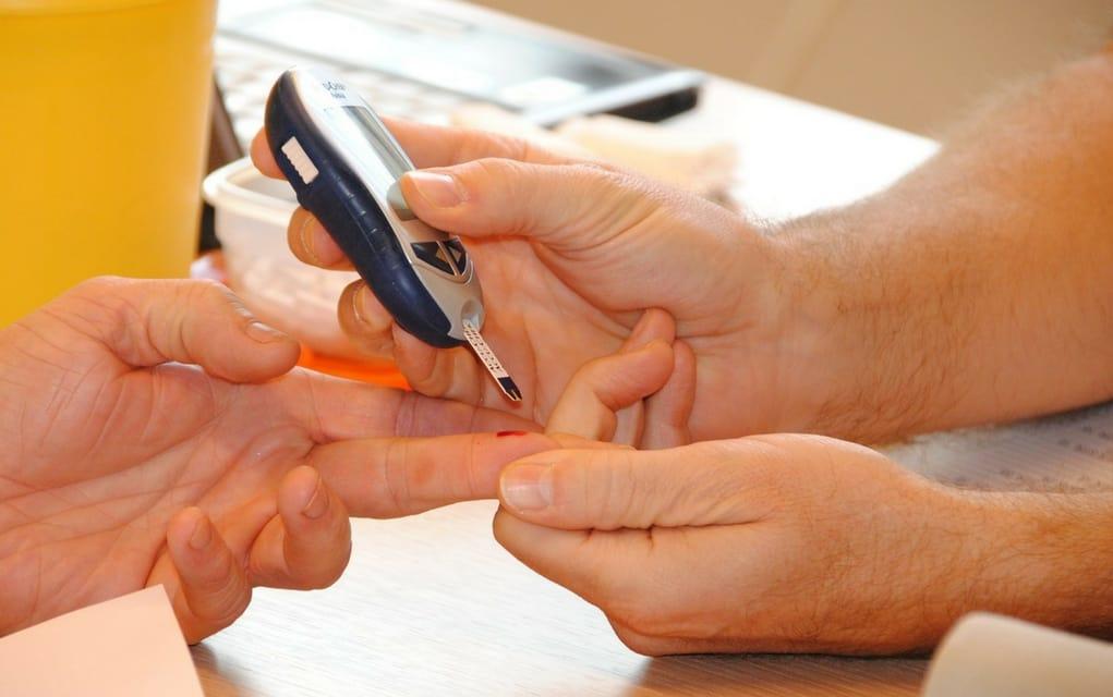Bei Diabetes Typ 2 wirkt das Insulin nicht mehr richtig im Körper.