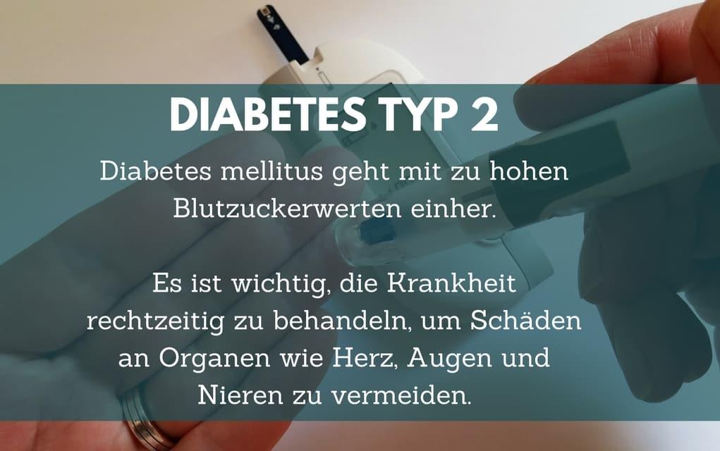 Typ-2-Diabetes beginnt schleichend, führt aber unbehandelt zu schweren Folgeerkrankungen.
