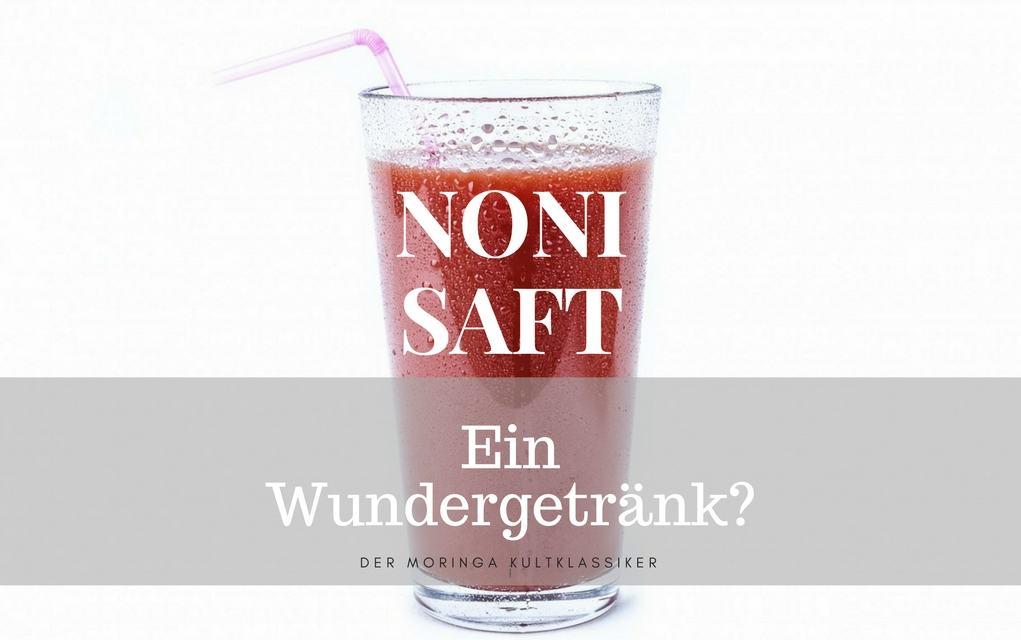 Tahitian Noni Saft soll Original über 80% reines Noni Püree enthalten.