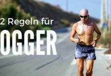 Photo of Joggen – 12 Regeln für Läufer und Jogger
