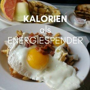 Kalorien – Das ist die Maßeinheit für die Angabe des Energiegehaltes von Lebensmitteln.