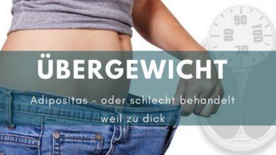 Photo of Übergewicht und Adipositas sind neue Volkskrankheiten