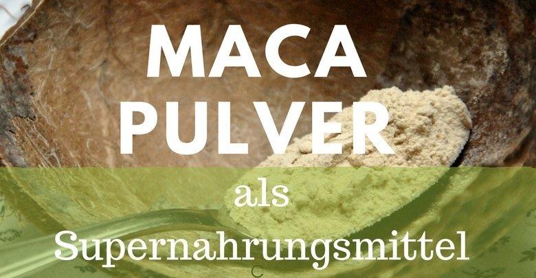 Maca Pulver ist ein Naturprodukt mit vielen positiven Eigenschaften.