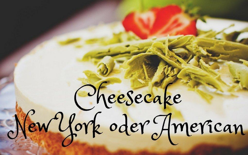 Wie gesund ist Käsekuchen? -Cheesecake New York oder American