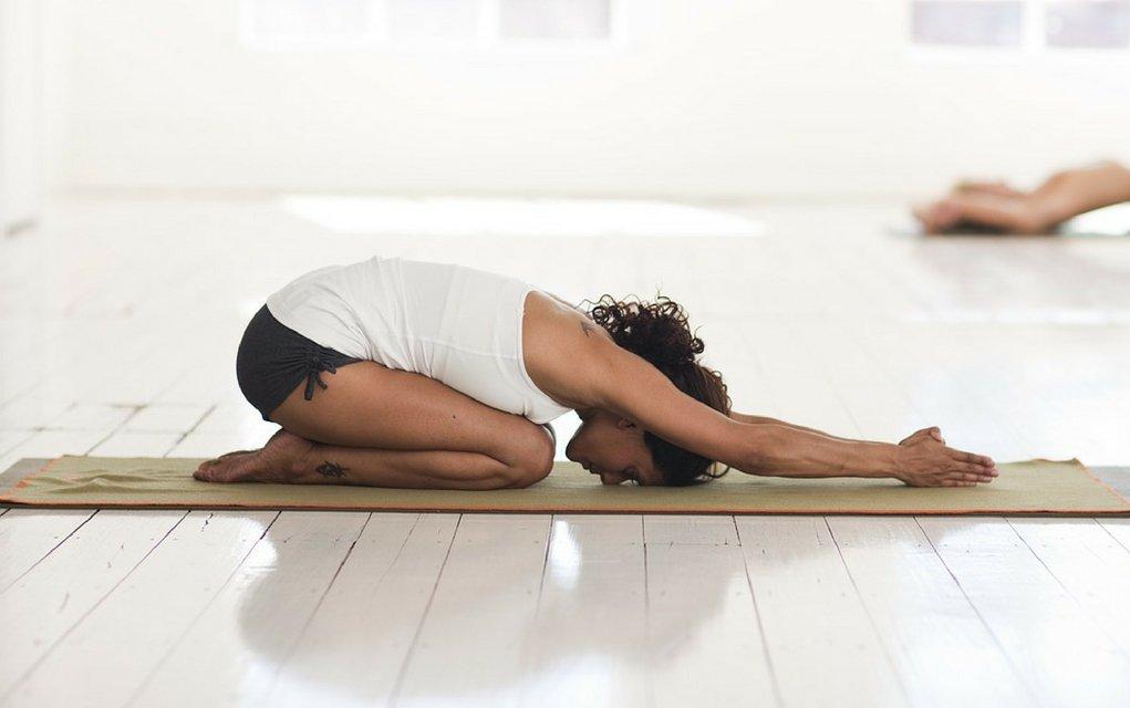 Yoga als Entspannungstechnik und zur Konzentration