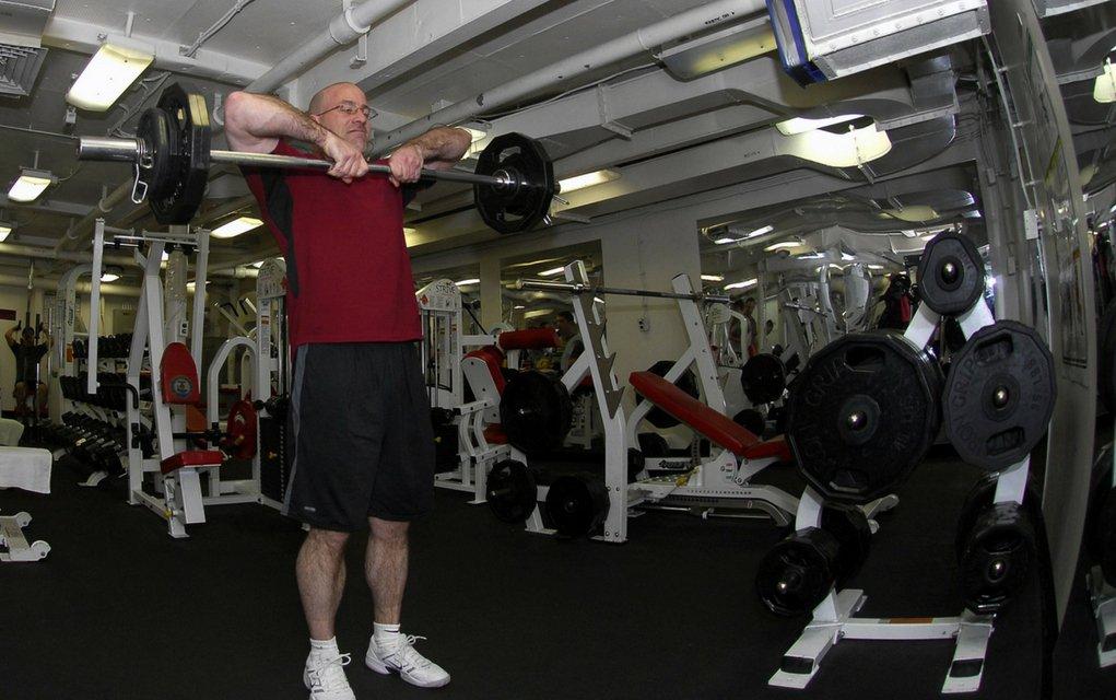 Fitness im Alter erhöht die Lebensdauer