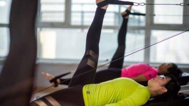 Abnehmen mit Sport und der Kampf gegen die Kilos und gute Figur gelingt